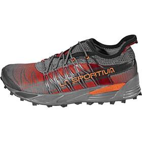 La Sportiva Mutant scarpe da corsa Uomo grigio rosso su Addnature 7d543c35b5b
